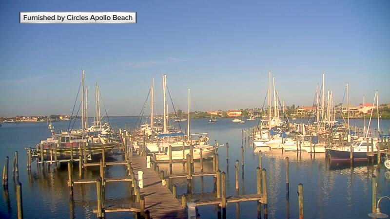 Tampa Bay Marina In Apollo Beach With Boat Service Amp Repair